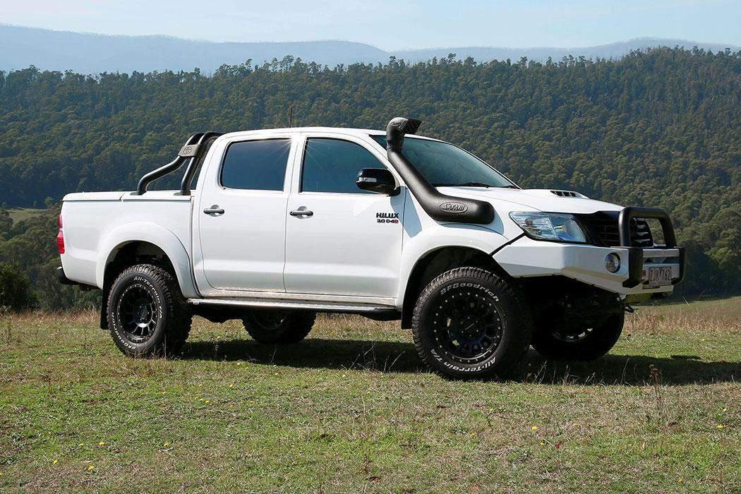 Toyota Hilux 25 Series 10/2011 - 06/2015 3.0L Diesel 1KD-FTV - MYTUFF4X4