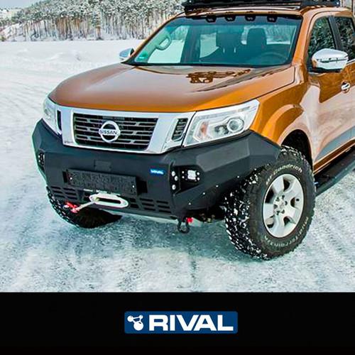 Rival Aluminium Bumper Nissan Navara NP300