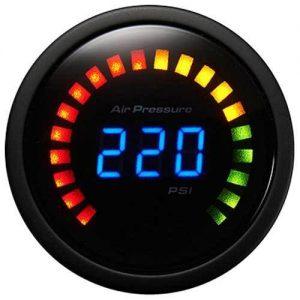 Single-Digital-Air-Pressure-Gauge
