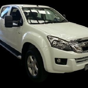 Isuzu D-Max (2012 to Current)