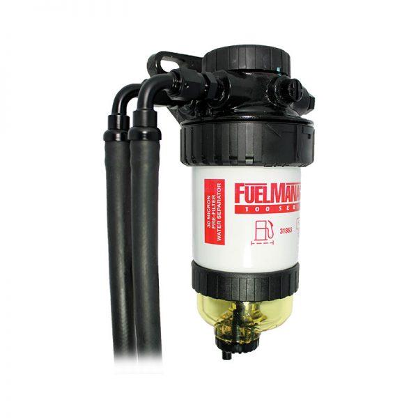 24 fuel-manager-pre-filter-unit