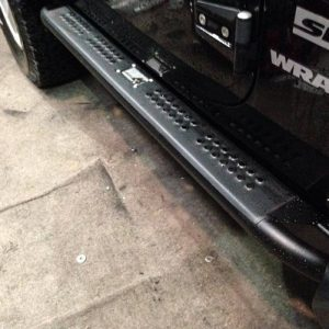 jk wrangler sliders 2 door