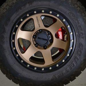 Brake Upgrade Front