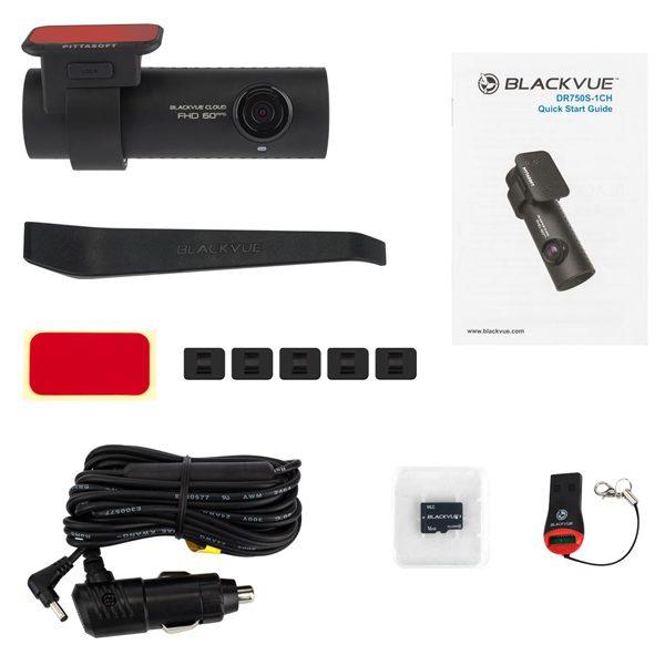 blackvue-dr750s-1ch-dash-cam-components